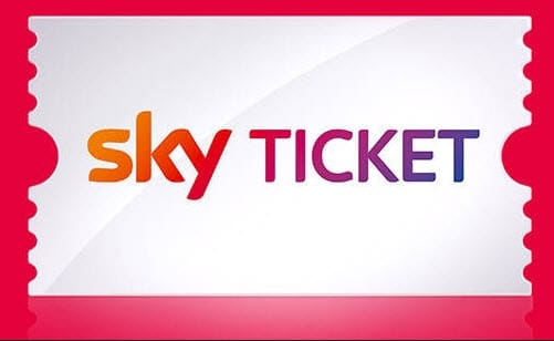 Login Sky Ticket