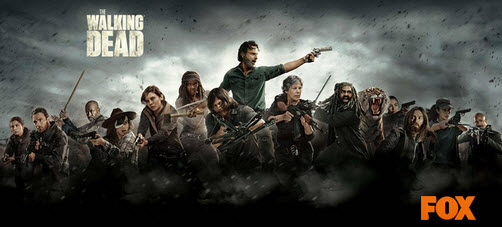 Sky Walking Dead Staffel 8