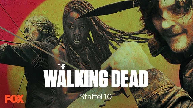 Walking Dead Sky Ticket